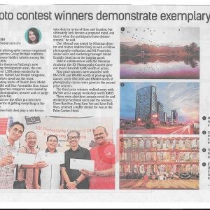 IOI photography Contest-1st Prize
